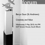 Poster Berys Gaut